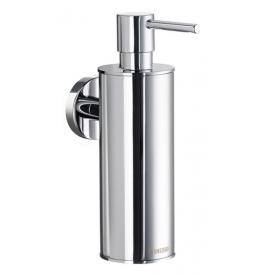 Kovový dávkovač tekutého mýdla SMEDBO HOME - Chrom lesklý