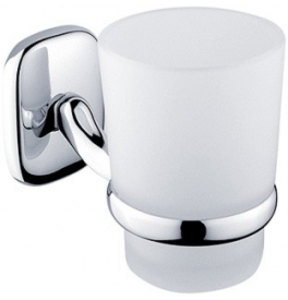 Skleněný pohár s držákem NIMCO Simona